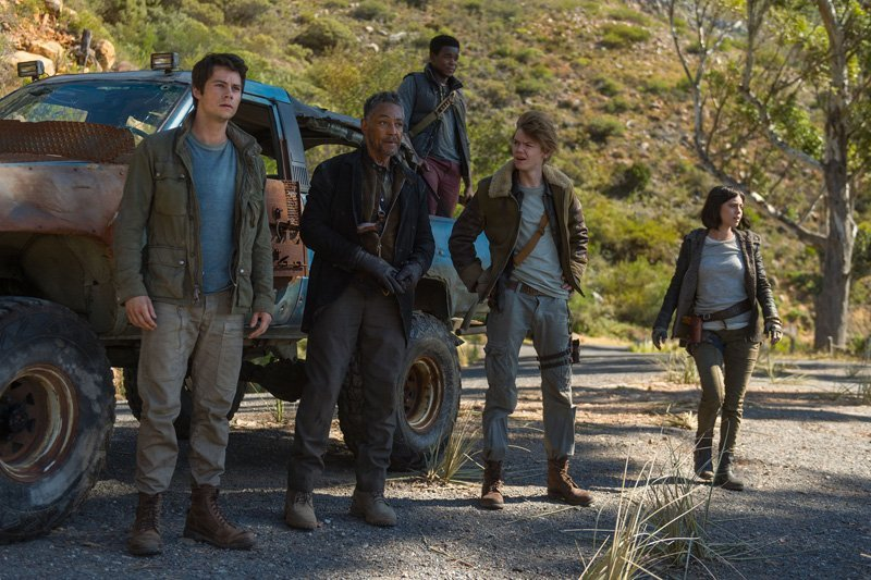 The Final Maze Runner: The Death Cure Trailer is Here!