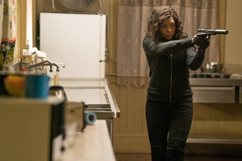 Taraji P. Henson Plans to Change the Hitwoman Game in Proud Mary