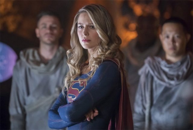 Supergirl and Legends of Tomorrow to Rotate Episodes January Through June