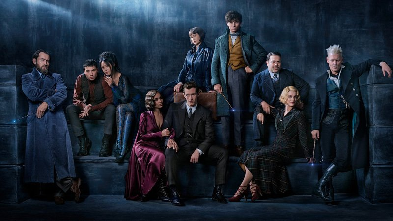 Fantastic Beasts 2 Wraps Production!