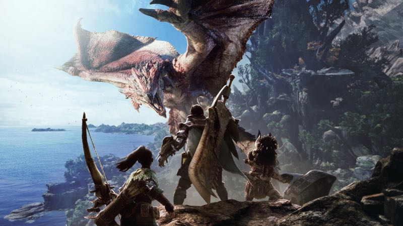 Monster Hunter: World Launch Trailer Debuts