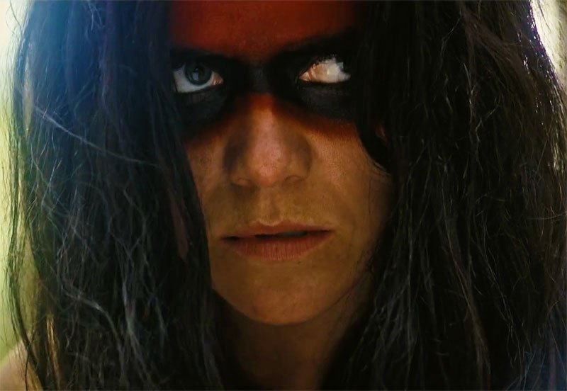 Mohawk Trailer: The Native American Revenge Thriller