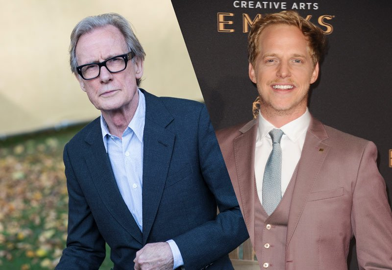 Bill Nighy and Chris Geere Join Detective Pikachu Cast
