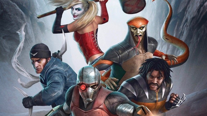 Suicide Squad: Hell To Pay Trailer - Task Force X Returns in Animated Movie