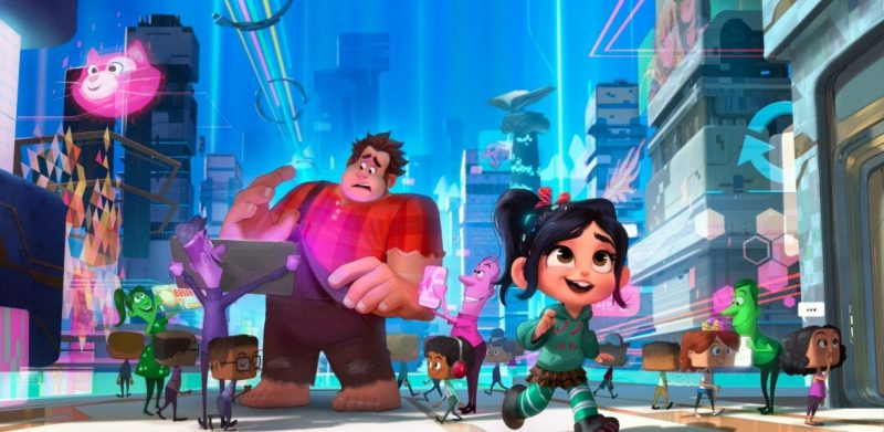 New Look at Ralph Breaks the Internet: Wreck-It Ralph 2