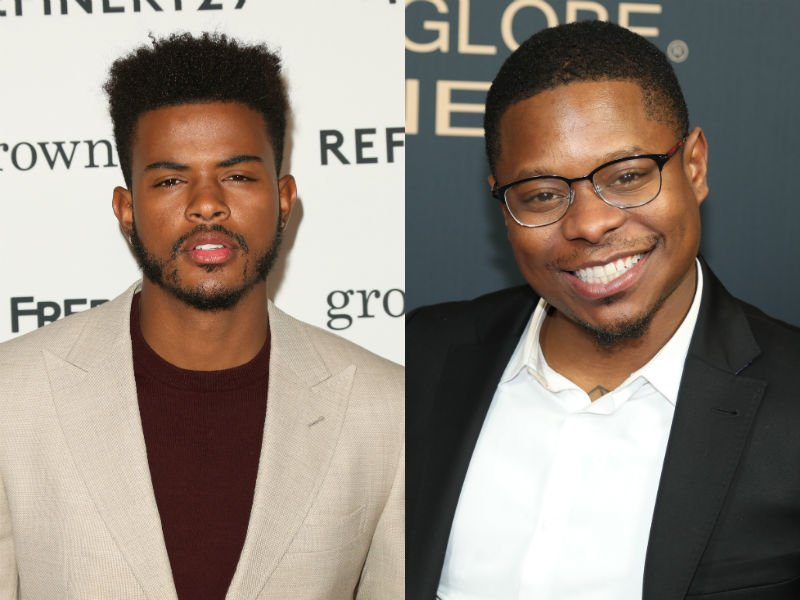 4e9cf8d4580 Trevor Jackson and Jason Mitchell Cast in Superfly