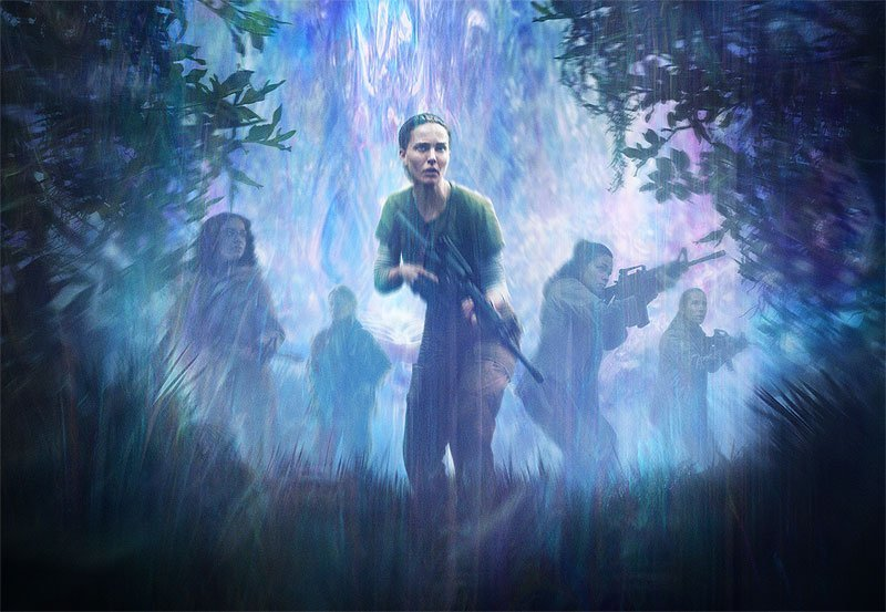 Annihilation Cast Featurette Spotlights All-Woman Team
