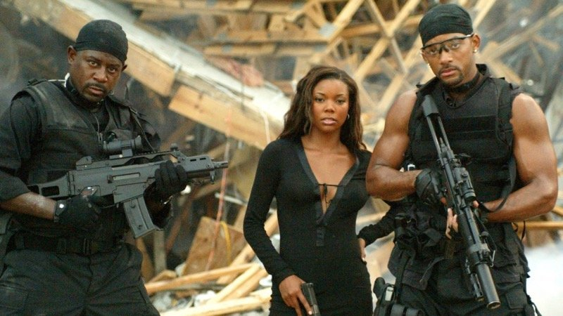Bad Boys TV Spinoff with Gabrielle Union Ordered by NBC