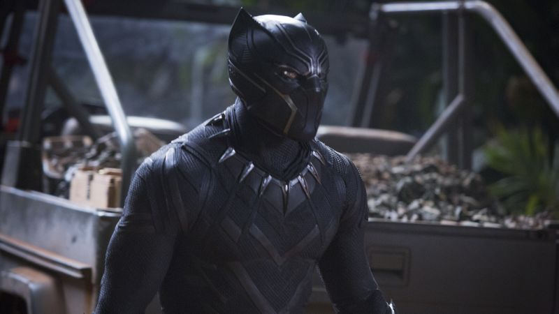 2018 Comic Book Movies: Black Panther opens on February 16.