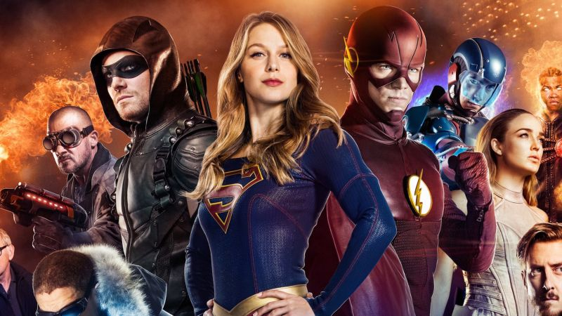 The CW Superheroes Suit Up in New Trailer Teasing Their Return