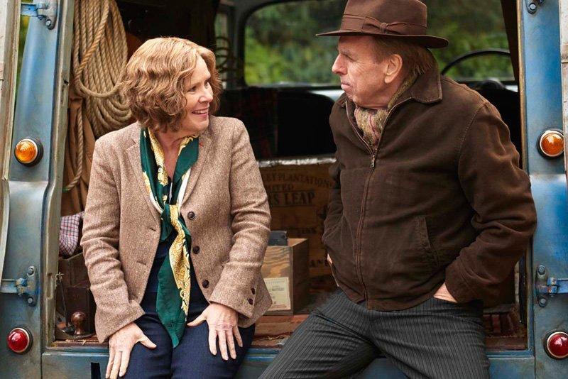 Finding Your Feet Trailer Featuring Imelda Staunton and Timothy Spall