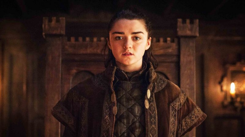 Maisie Williams tells fans when Game of Thrones Season 8 on HBO will debut