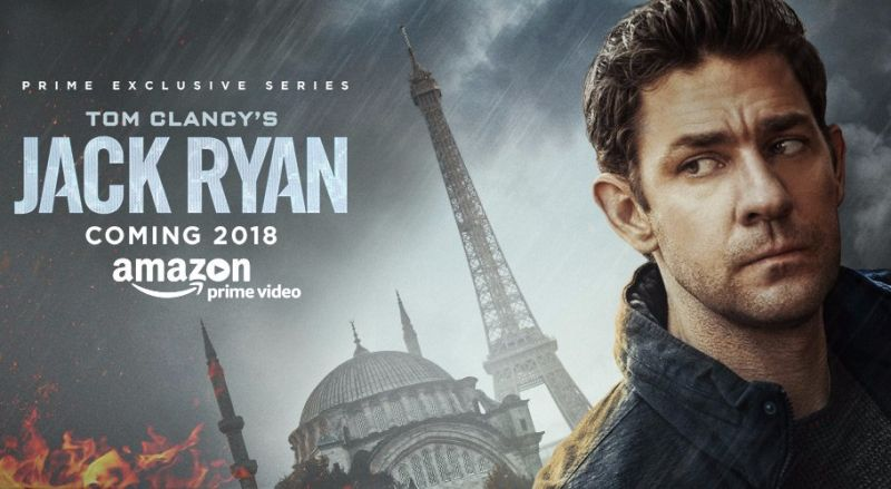 Tom Clancy's Jack Ryan Super Bowl Spot, Premiere Date Revealed