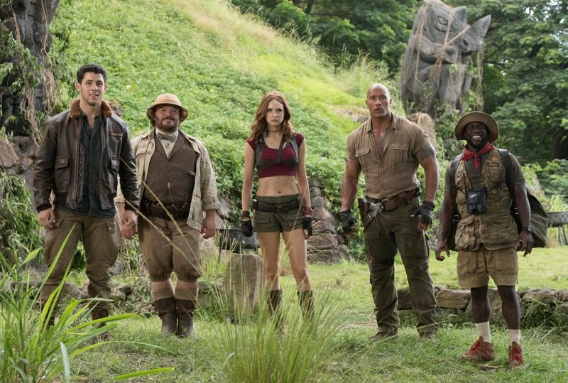 Jumanji 3 to Potentially Take on Star Wars: Episode IX in 2019