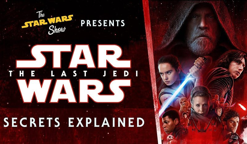 Star Wars: The Last Jedi Easter Eggs Revealed