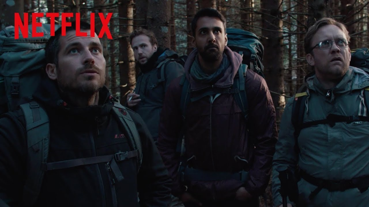 The Ritual Trailer: Netflix Horror Film is Haunted by a Gory Norse Legend