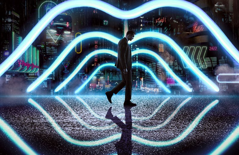 The Trailer for Duncan Jones' Mute, Coming to Netflix