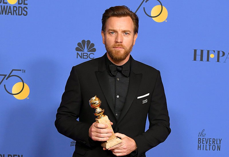 Ewan McGregor Talks Obi-Wan Movie at Golden Globes
