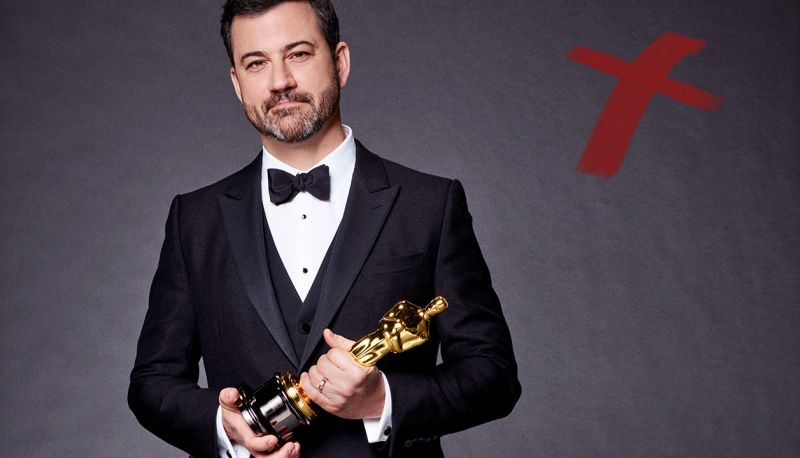 Jimmy Kimmel won't get 'too heavy' with healthcare issues during Oscars