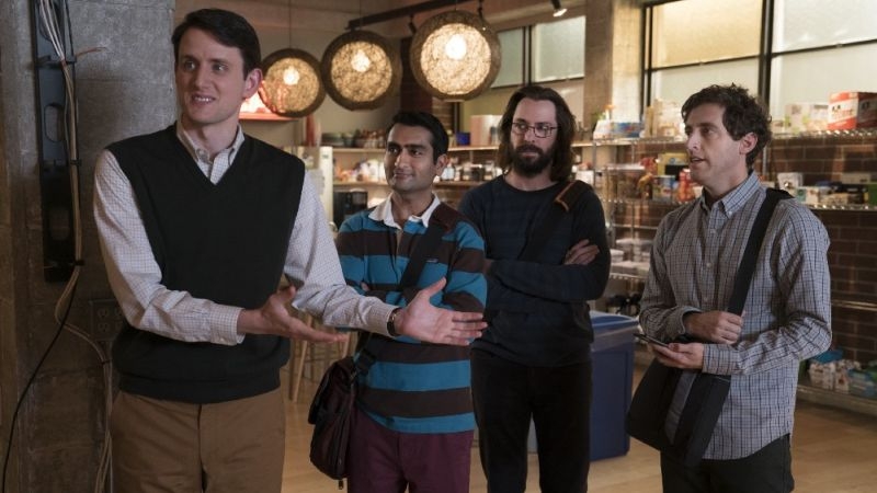 'Silicon Valley' Trailer Boots up the New Internet for Season 5