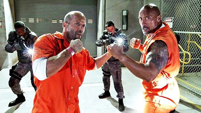 """Dwayne """"The Rock"""" Johnson will star in the Fast & Furious spinoff."""