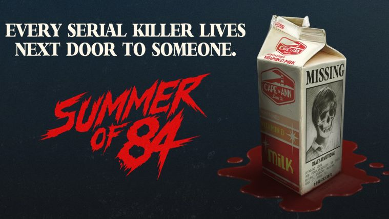 Summer of '84 Trailer: Turbo Kid Directors Deliver Nostalgia Fueled Thriller