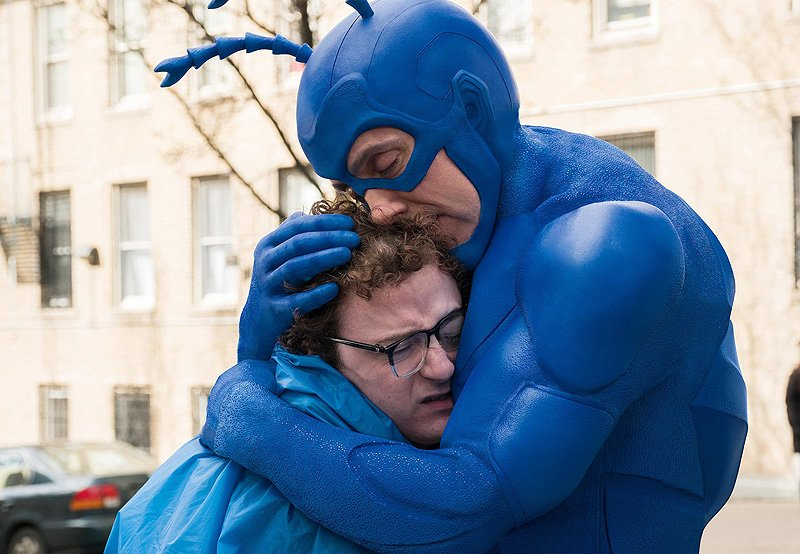 The Tick Season 2 Greenlit by Amazon