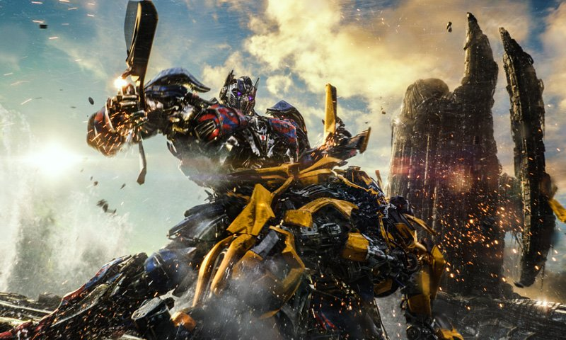 Transformers: The Last Knight Leads the 38th Razzie Awards Nominations