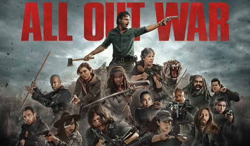 The Walking Dead Season 9 Gets the Green Light with a New Showrunner