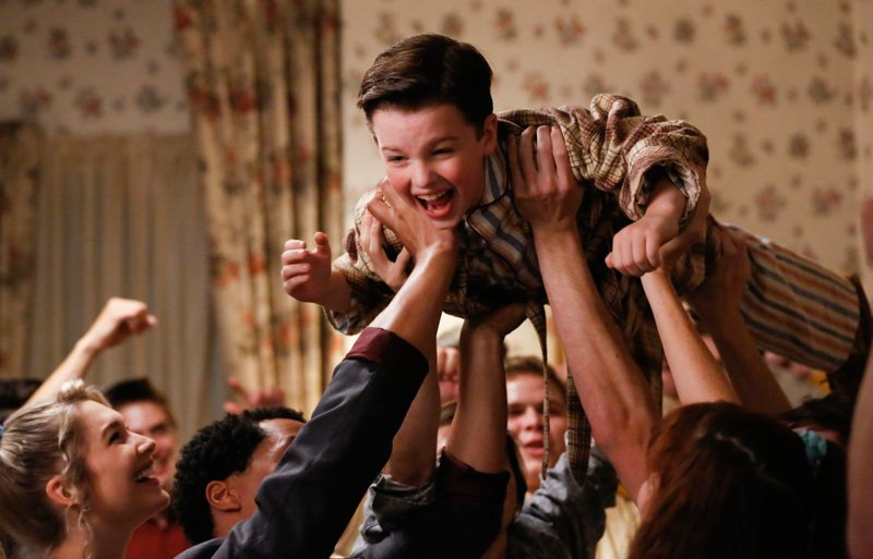 Young Sheldon Season 2 Ordered by CBS