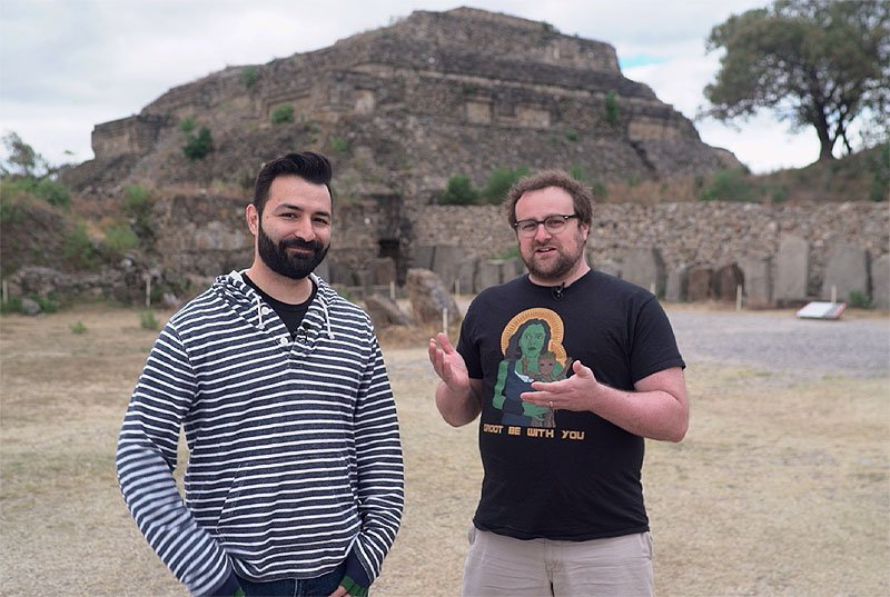 CS Video: Coco Co-Director Adrian Molina in Mexico