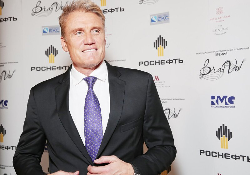 Dolph Lundgren Talks Aquaman and Creed 2