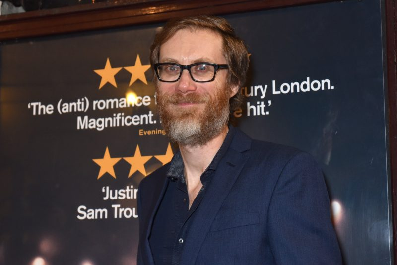 Stephen Merchant has joined the cast of The Girl in the Spider's Web