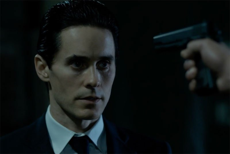 Jared Leto in Netflix's The Outsider Trailer and Key Art