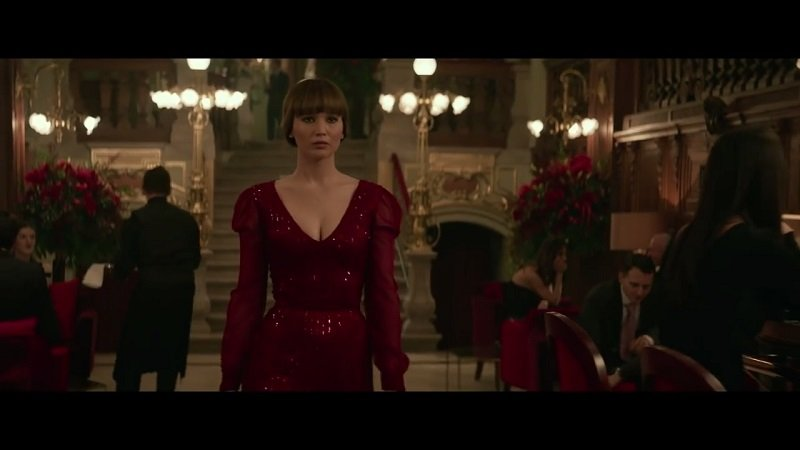 Red Sparrow Featurette Shows the Art of Manipulation