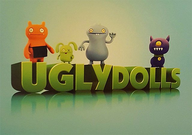 Upcoming Animated Movies: Uglydolls