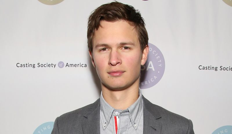 Ansel Elgort in Talks for Hans Christian Andersen Musical