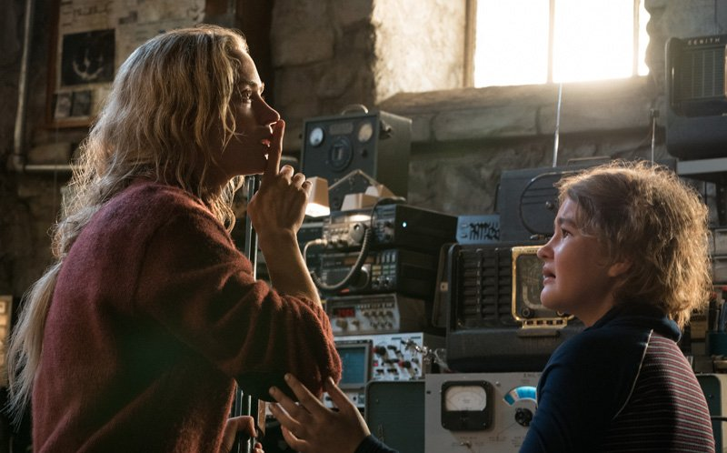 Watch the A Quiet Place Super Bowl Spot