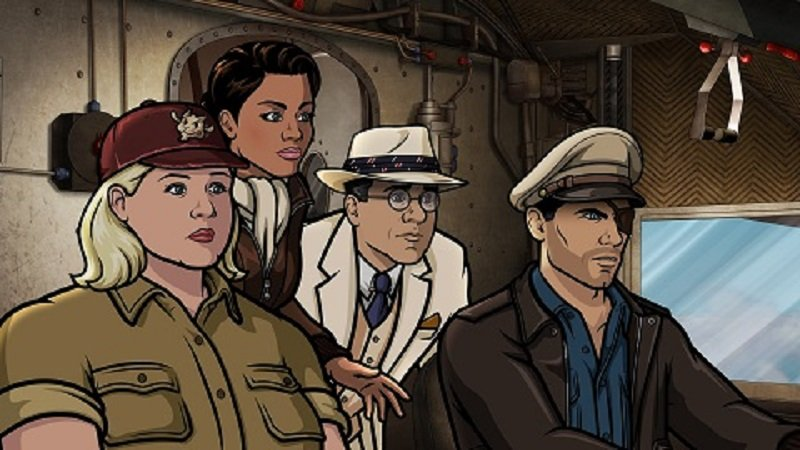 Archer: Danger Island Will Premiere in April