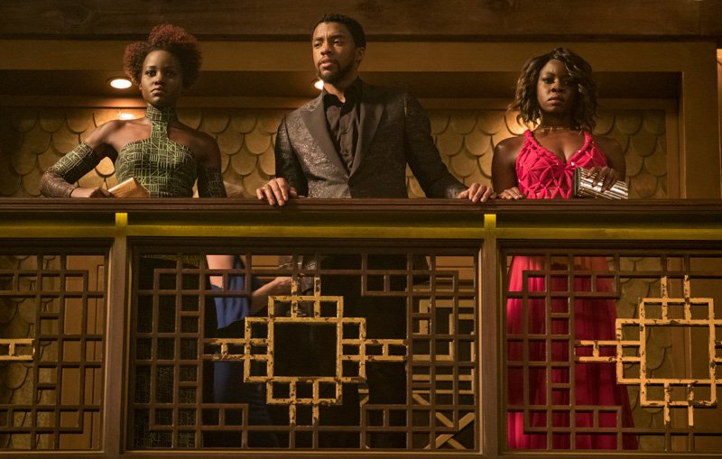 Black Panther Passing the $500 Million Mark Globally Today