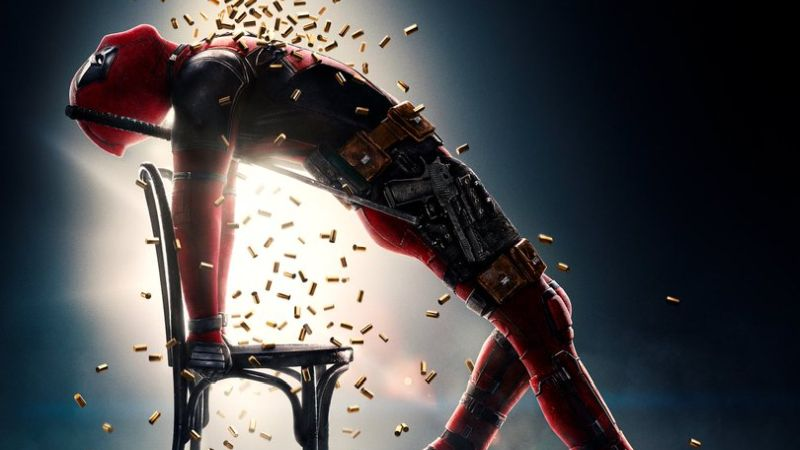 Deadpool Takes on Flashdance in New Poster for Sequel