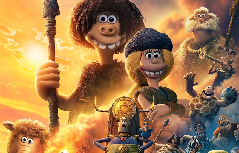 What Is An Asbo >> Early Man Review at ComingSoon.net