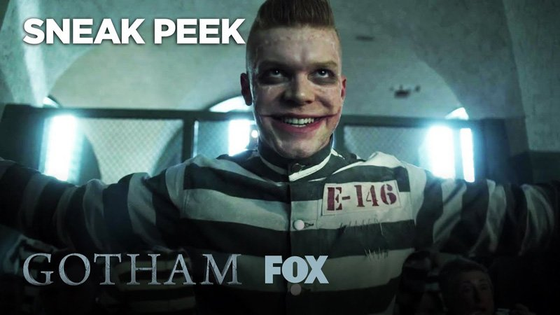 See Your Own Darkness in the 5-Minute Gotham Sneak Peek