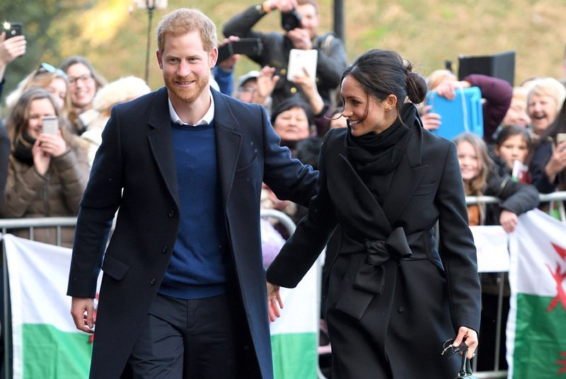 Murray Fraser & Parisa Fitz-Henley Cast as Prince Harry and Meghan Markle in Lifetime Movie