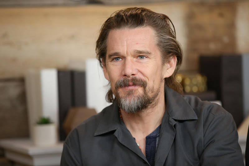Ethan Hawke to Play Inventor Nikola Tesla in Biopic