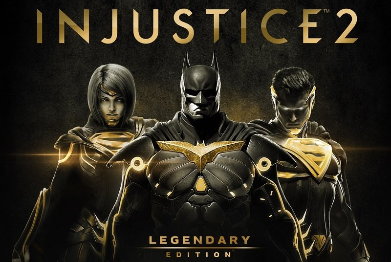 Injustice 2 Legendary Edition Out on March 27