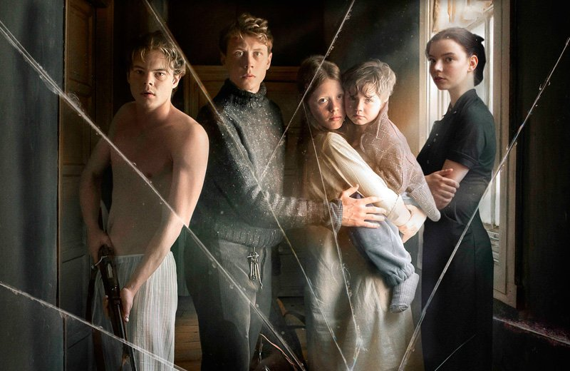 The Marrowbone Trailer Featuring MacKay, Taylor-Joy, Heaton & Goth