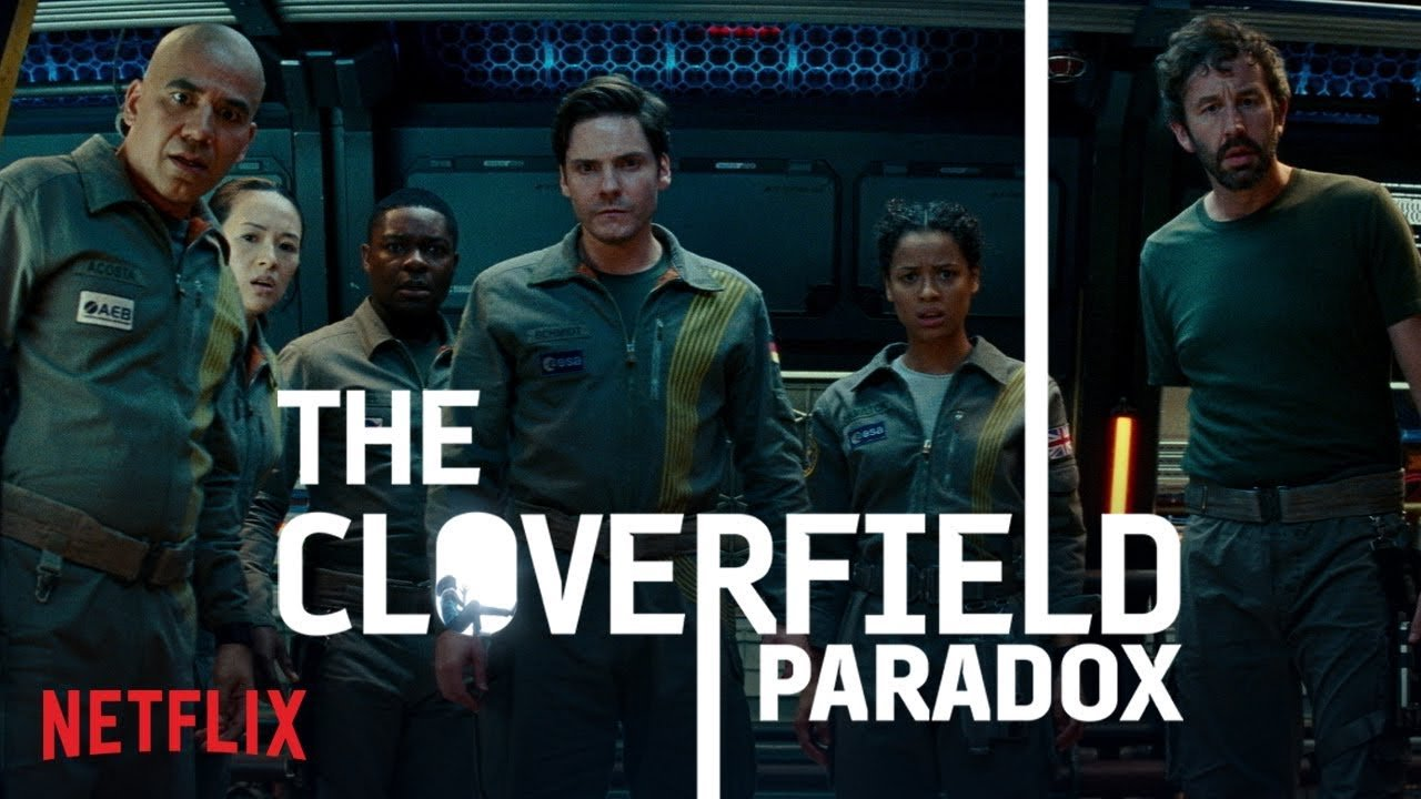 Trailer for THE CLOVERFIELD PARADOX; Hitting Netflix Today