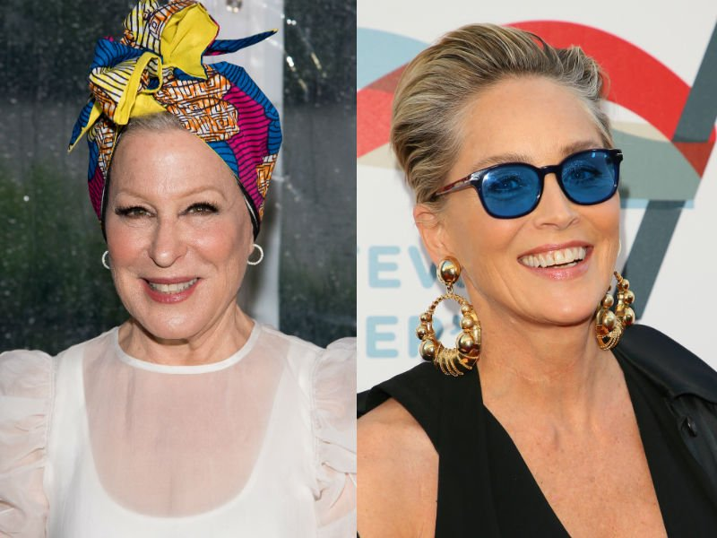 Bette Midler and Sharon Stone join the film version of the Tony nominated Broadway play The Tale of the Allergist's Wife