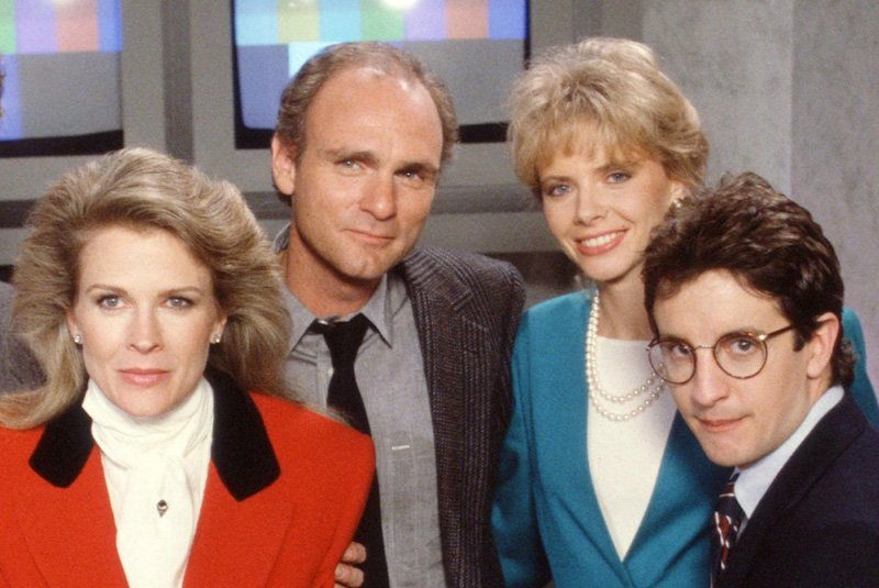 Ford, Regalbuto and Shaud Return for Murphy Brown Revival